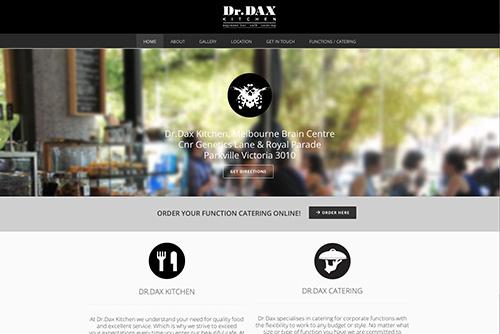 Dr.Dax Kitchen